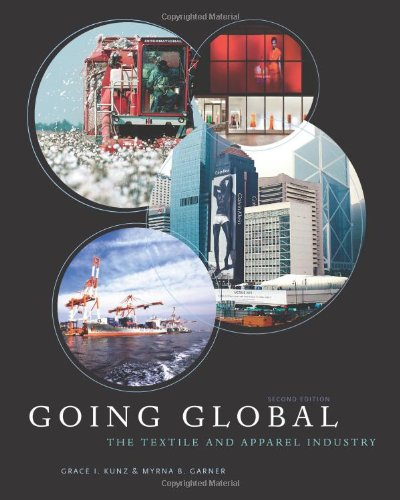 Going Global The Textile and Apparel Industry 2nd 2011 edition cover