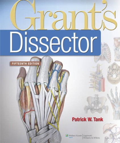 Grant's Dissector  15th (Revised) 9781609136062 Front Cover