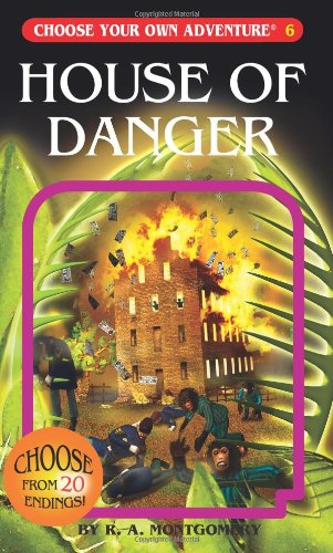 House of Danger   2005 edition cover