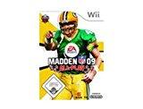 MADDEN NFL 09 Nintendo Wii artwork