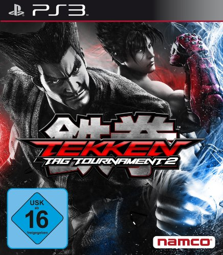 Tekken Tag Tournament 2 PlayStation 3 artwork