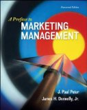 Preface to Marketing Management  14th 2015 edition cover