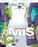 Experiencing MIS  7th 2017 9780134319063 Front Cover