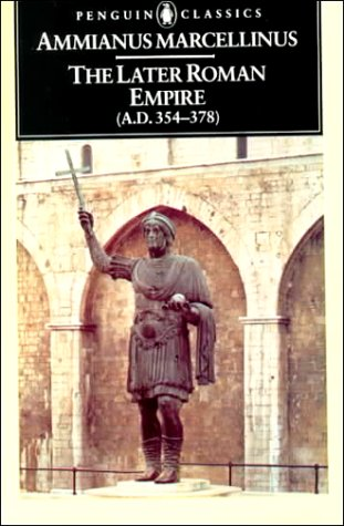 Later Roman Empire (A. D. 354-378)   1986 edition cover