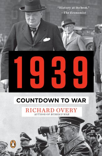 1939 Countdown to War N/A edition cover