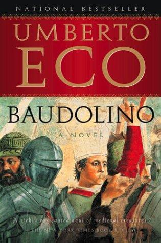Baudolino   2002 edition cover