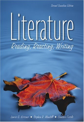 LITERATURE >CANADIAN< 2nd 2006 edition cover