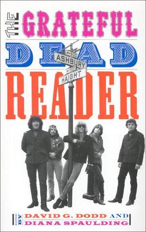 Grateful Dead Reader   2002 9780195147063 Front Cover