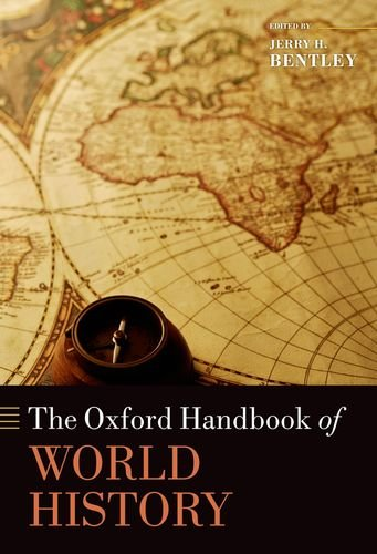 Oxford Handbook of World History   2013 edition cover