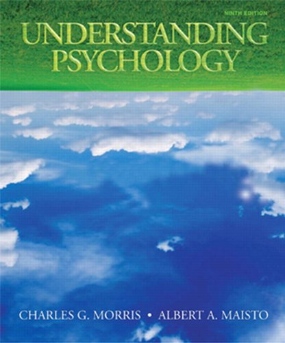 Understanding Psychology  9th 2010 edition cover