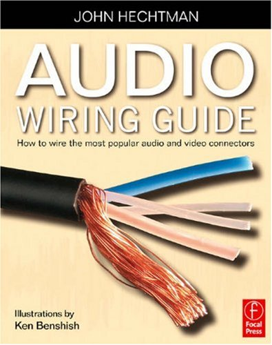 Audio Wiring Guide How to Wire the Most Popular Audio and Video Connectors  2008 edition cover