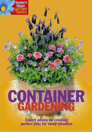 Container Gardening (Readers Digest) N/A edition cover