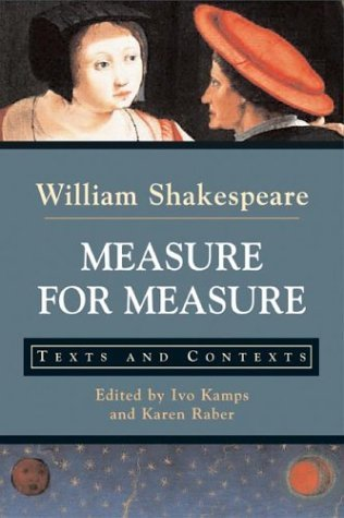 Measure for Measure Texts and Contexts  2004 edition cover