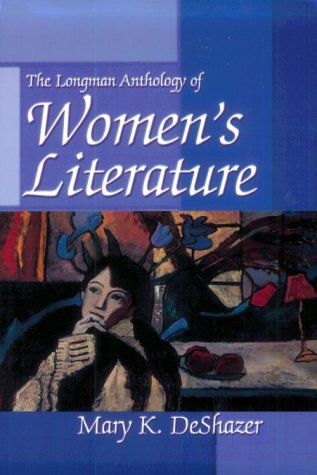 Anthology of Women's Literature   2001 edition cover