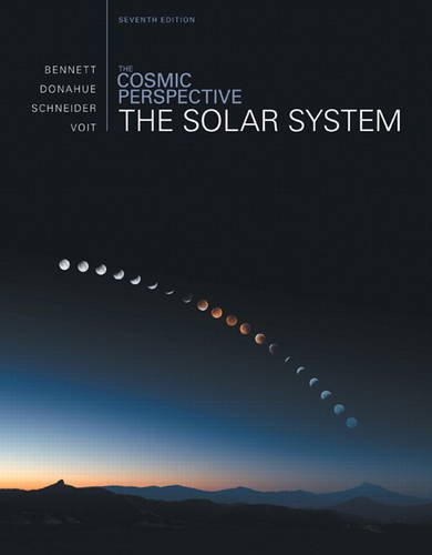 Cosmic Perspective The Solar System 7th 2014 9780321841063 Front Cover