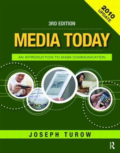 Media Today 2010  3rd 2010 (Revised) edition cover
