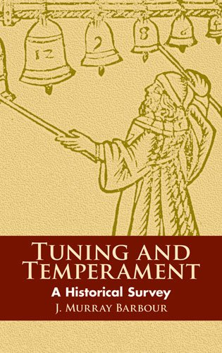 Tuning and Temperament A Historical Survey  2004 edition cover