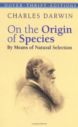 On the Origin of Species By Means of Natural Selection  2006 edition cover