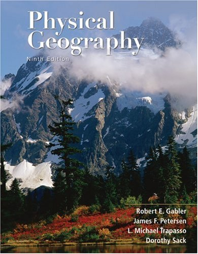 Physical Geography  9th 2009 edition cover