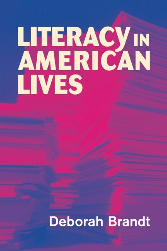 Literacy in American Lives   2001 edition cover