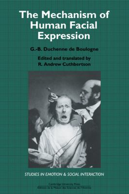 Mechanism of Human Facial Expression  N/A 9780521032063 Front Cover