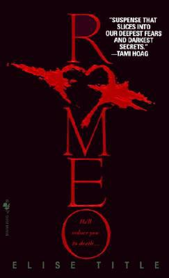 Romeo A Novel N/A 9780553572063 Front Cover