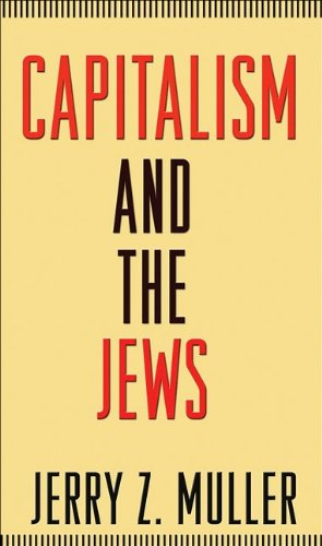 Capitalism and the Jews   2010 9780691153063 Front Cover