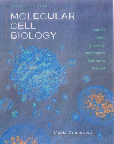 Molecular Cell Biology  4th 2000 edition cover