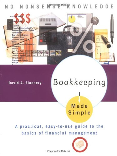 Bookkeeping Made Simple   2005 edition cover