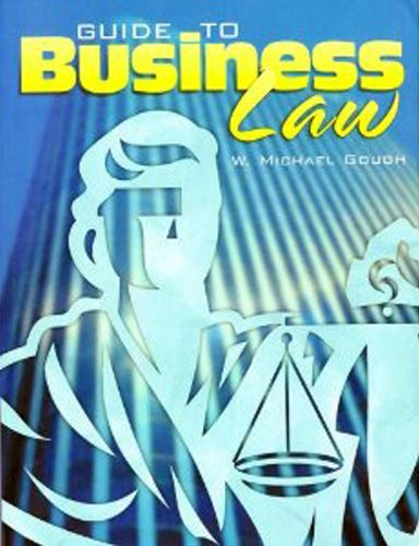 Guide to Business Law  Revised  edition cover
