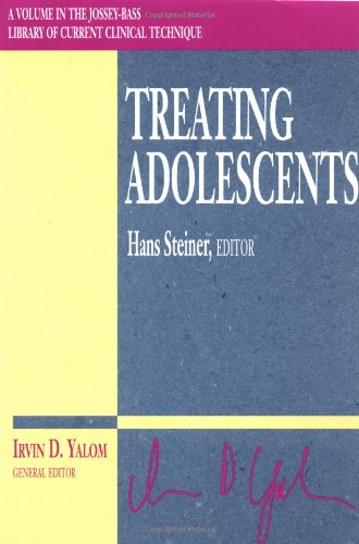 Treating Adolescents   1996 edition cover