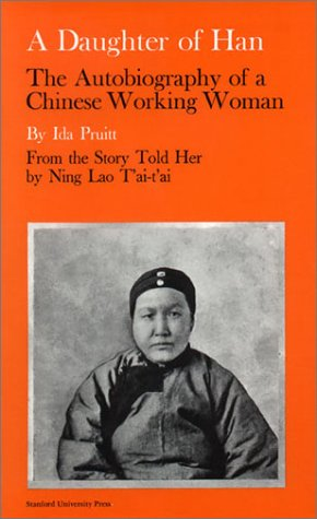 Daughter of Han The Autobiography of a Chinese Working Woman  1945 edition cover