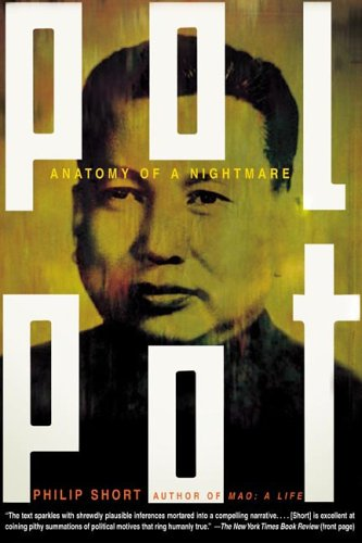 Pol Pot Anatomy of a Nightmare N/A edition cover