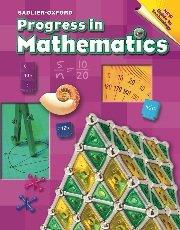 Progress in Mathematics Grade 6  2009 9780821536063 Front Cover