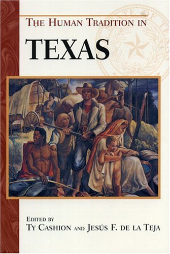 Human Tradition in Texas   2001 edition cover