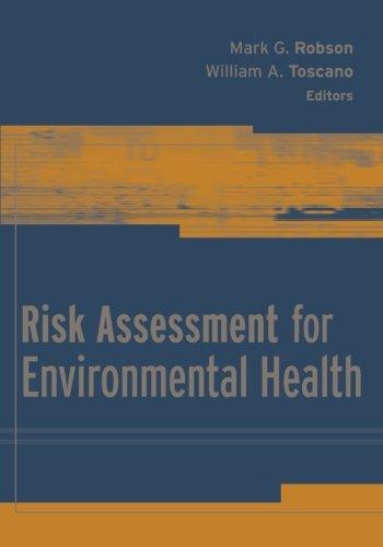 Risk Assessment for Environmental Health   2007 9781118424063 Front Cover