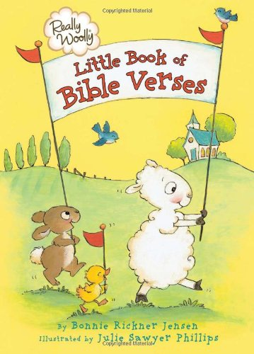 Really Woolly Little Book of Bible Verses   2011 9781400318063 Front Cover