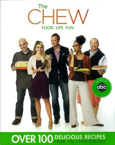 Chew Food - Life - Fun  2012 edition cover