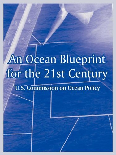 Ocean Blueprint for the 21st Century  N/A 9781410218063 Front Cover