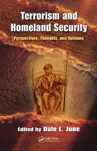 Terrorism and Homeland Security Perspectives, Thoughts, and Opinions  2010 edition cover