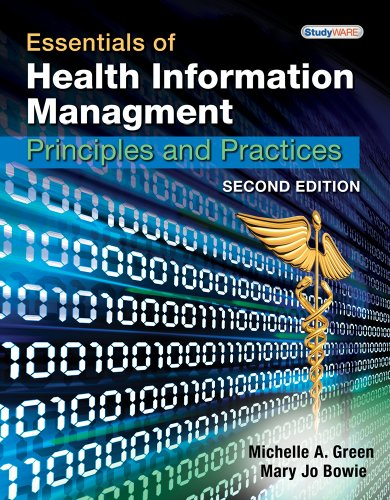 Essentials of Health Information Management Principles and Practices 2nd 2011 (Lab Manual) edition cover