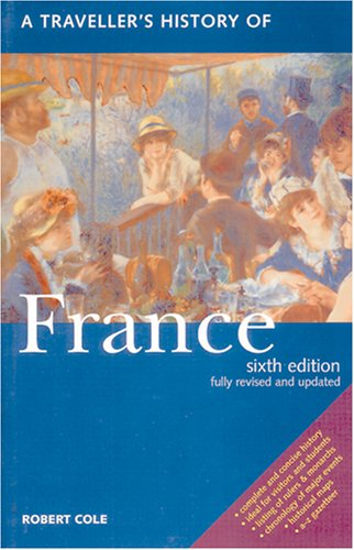 Traveller's History of France  7th 2005 edition cover