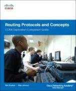 Routing Protocols and Concepts CCNA Exploration Companion Guide 2nd 2008 edition cover