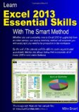 Learn Excel 2013 Essential Skills with the Smart Method   2013 9781909253063 Front Cover