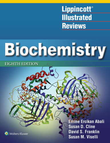 Cover art for Lippincott Illustrated Reviews: Biochemistry, 8th Edition