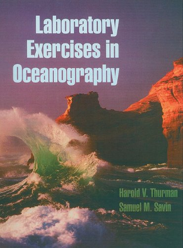 Laboratory Exercises in Oceanography  4th 1995 (Lab Manual) edition cover