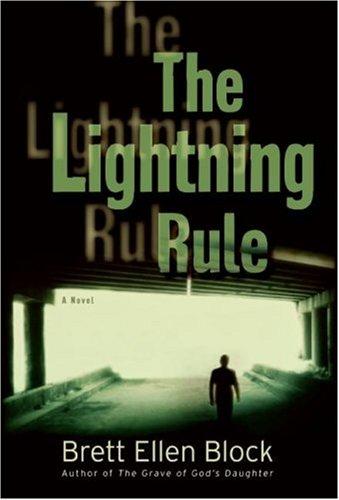 Lightning Rule A Novel  2006 9780060525064 Front Cover