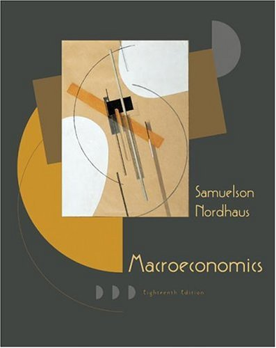 Macroeconomics  18th 2005 (Revised) edition cover