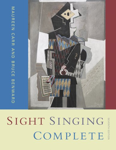 Sight Singing Complete  7th 2007 (Revised) edition cover