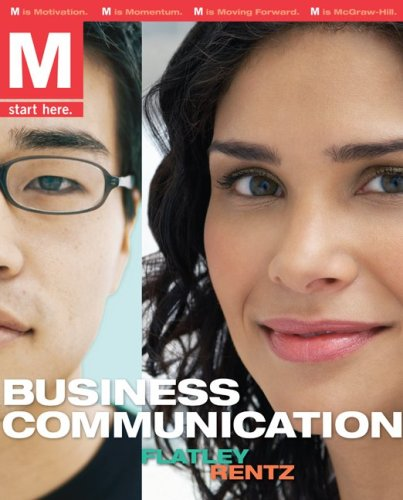 Business Communications   2010 edition cover